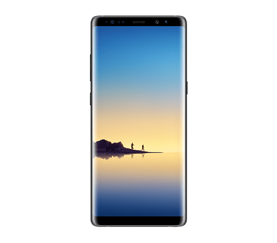 Note 8 64GB Midnight Black