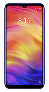 Redmi Note 7 Neptune Blue