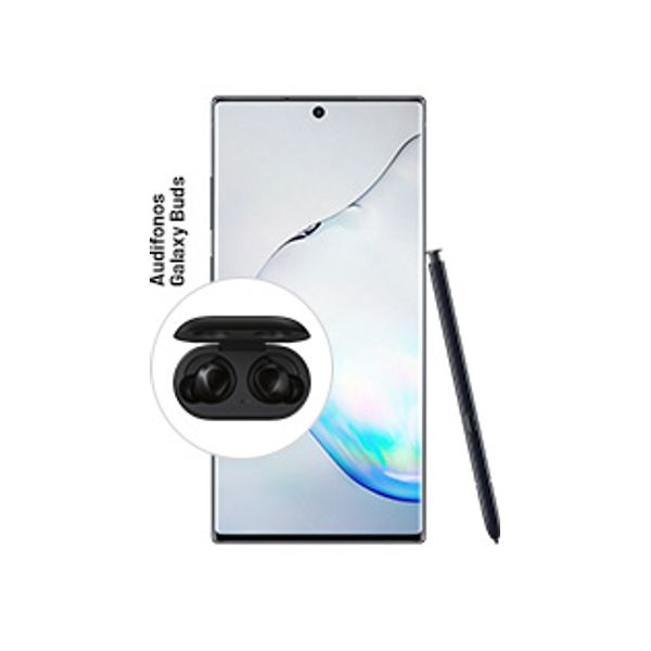 Galaxy Note 10 Plus Negro